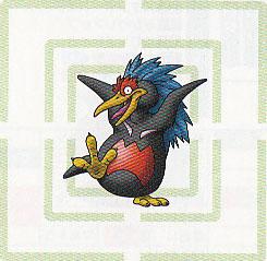 Pingouin Cauchemardesque