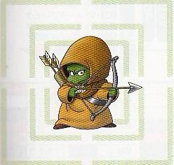 Archer vert