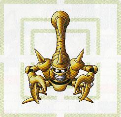 Scorpion fortifié