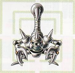 Scorpion d'assaut
