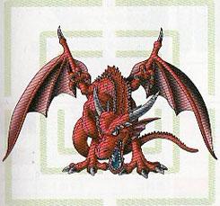 Dragon zenithien